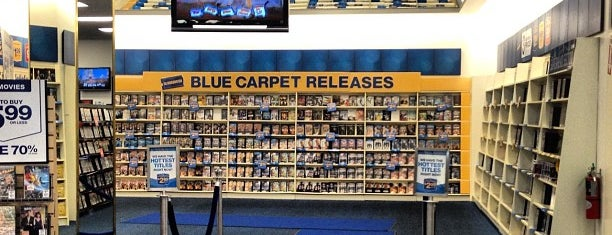 Blockbuster is one of TheSpecialist Thought of Day.