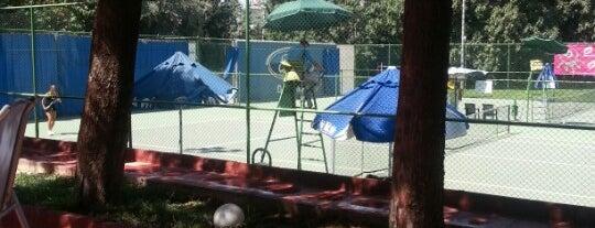 Tenis ve Atıcılık Kulübü is one of Lugares favoritos de Ali.