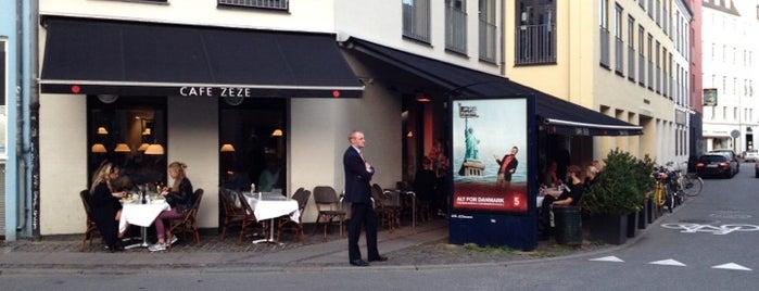 Café Zeze is one of nordics.