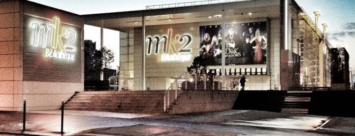 MK2 Bibliothèque is one of Cinemas.