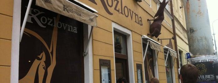 Kozlovna is one of Massimo : понравившиеся места.