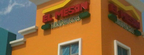 El Mesón Sandwiches is one of Food and Bars.