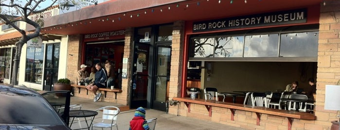 Bird Rock Coffee Roasters is one of A Weekend Away in San Diego.