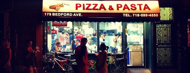 Anna Maria Pizza & Pasta is one of To-Do NYC.