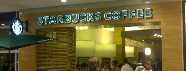 Starbucks is one of Mais vou.