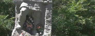 Памятник партизанам холодного яра is one of well done.