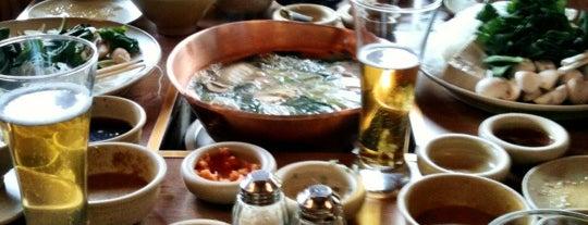 Fuji is one of Los Mejores Restaurantes en CDMX.