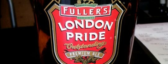 London Pub is one of Vancouver City Guide 2014.