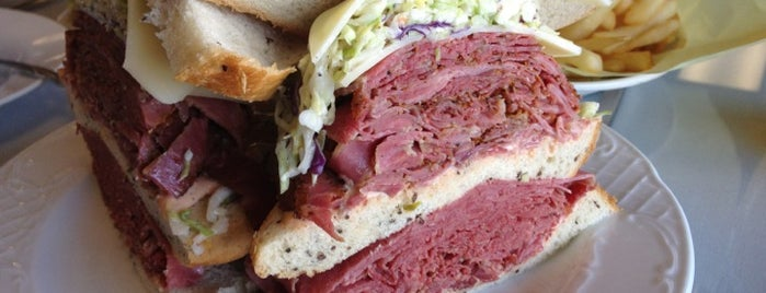 The New York Deli is one of Favorite Food - LA.
