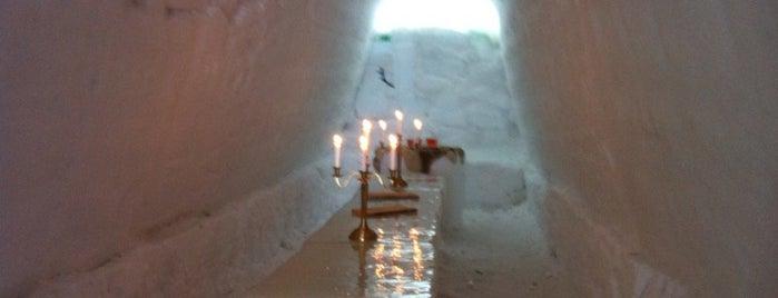 Ruka Snow Peak Ice Bar is one of Guide to Ruka's best spots.