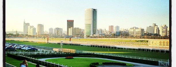 Jockey Club de São Paulo is one of Top places SP.