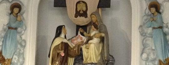 Paróquia Santa Terezinha Do Menino Jesus is one of Orte, die Eduardo gefallen.