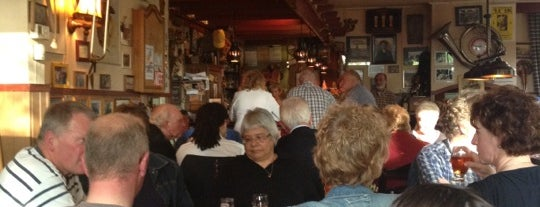 t' Keerpunt is one of Misset Horeca Café Top 100 2012.