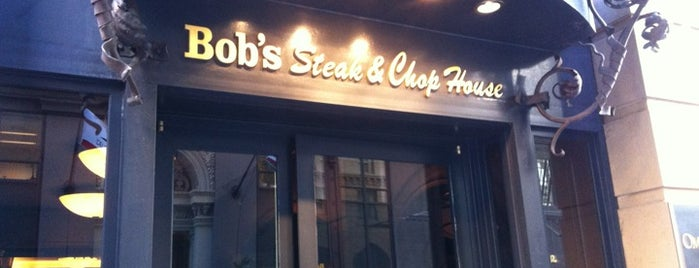 Bob's Steak & Chop House is one of Fatou: сохраненные места.