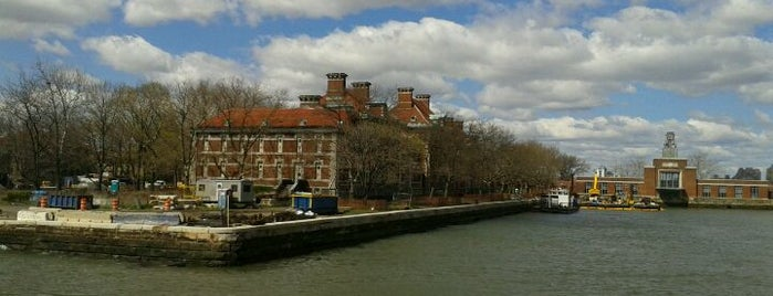 Ellis Island is one of Partners in Preservation-New York City.