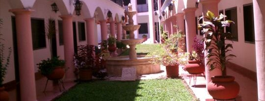 Hotel Zaci is one of Alma : понравившиеся места.
