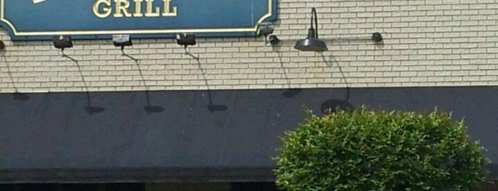 Blue Ridge Grill is one of Tanya: сохраненные места.