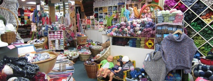 The Knit & Stitch Shoppe is one of A Guide to Vancouver (& suburbia).