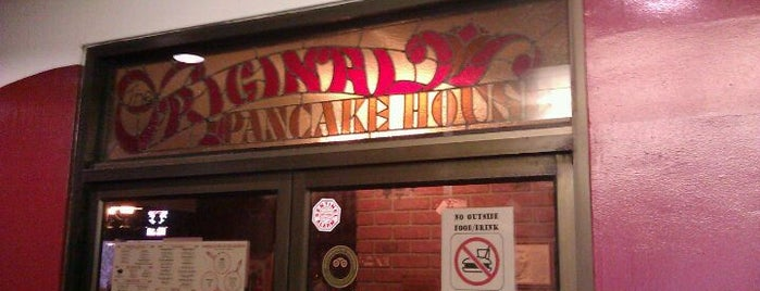 The Original Pancake House is one of Places to go~.