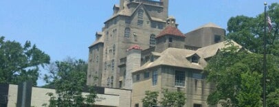 Mercer Museum is one of Historic Sites in Southeastern PA.