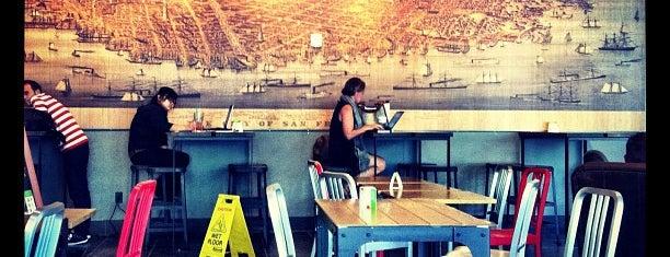 Starbucks is one of Tempat yang Disukai Nacho.