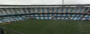 Estadio Juan Domingo Perón (Racing Club) is one of Argentina football stadiums.