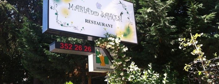 Maria's Restaurant is one of Istanbul.