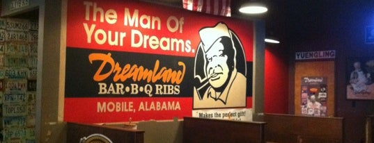 Dreamland BBQ is one of Cocoa Beach FL Trip @kurtwvs.