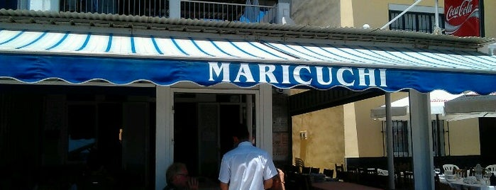 Restaurante Andrés Maricuchi is one of Malaga.