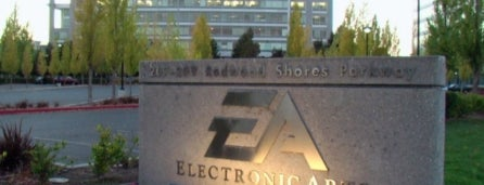 Electronic Arts is one of Videogames HQ.
