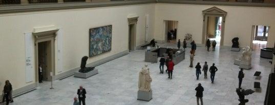 Koninklijke Musea voor Schone Kunsten van België / Musées royaux des Beaux-Arts de Belgique is one of Bruxelles | Brussels #4sqcities.