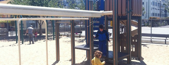 Jackson Park & Playground is one of Posti salvati di Reinaldo.