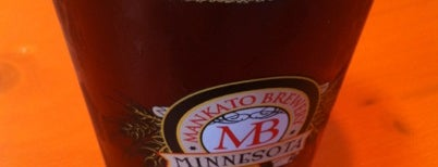 Mankato Brewery is one of Minnesota Breweries and Brewpubs.