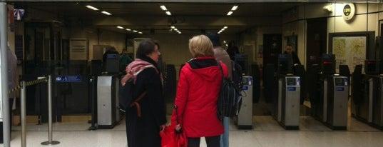 Marylebone London Underground Station is one of Underground Stations in London.