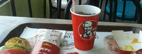 KFC is one of @Bentong, Pahang.