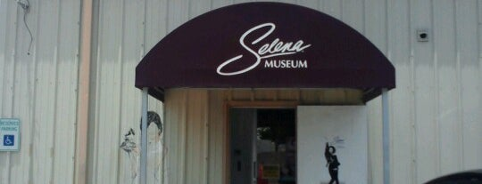 Selena Museum is one of United States.