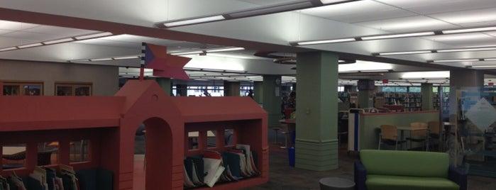 J. Erik Jonsson Central Library is one of Posti salvati di Nic..