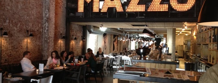 Mazzo is one of My Amsterdam.