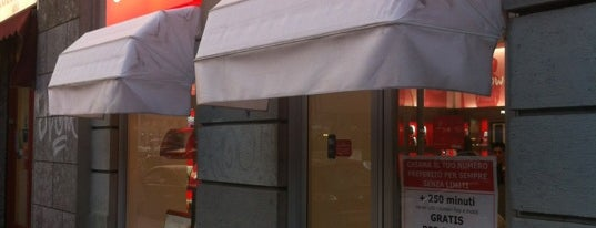 Vodafone Store is one of Milano.