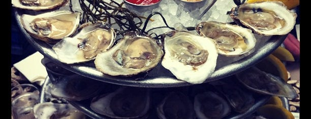 Maison Premiere is one of Oysters NYC.