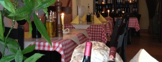 Lo Sgranocchio is one of Berlin foodie favs.