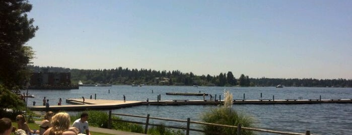 Downtown Kirkland Waterfront is one of Lugares guardados de Josh.
