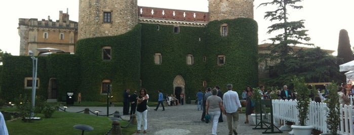 Castillo de Peralada is one of 2013 - Espanha.