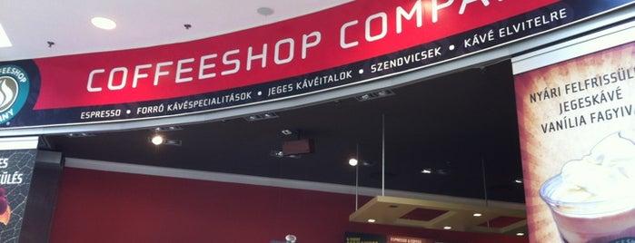 Coffeeshop Company is one of Coffee.