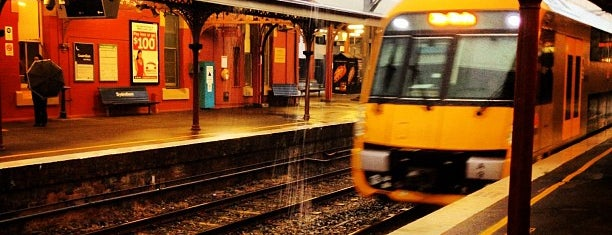 Sydenham Station is one of Sydney Train Stations Watchlist.