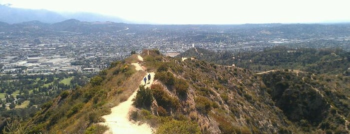 Griffith Park Hike is one of LA family trip.
