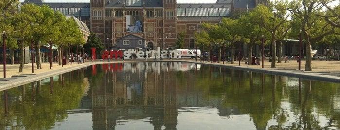Museo Nacional de Ámsterdam is one of Amsterdam.