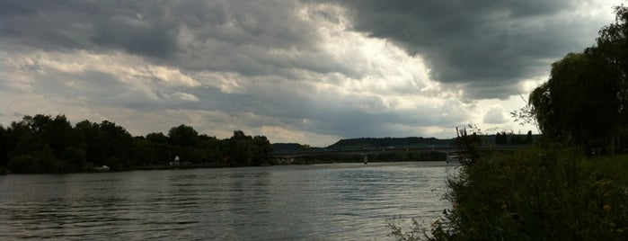 Mosel is one of visited int..