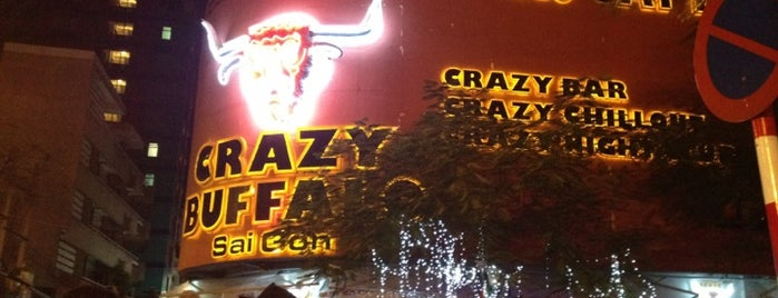 Crazy Buffalo Bar & Nightclubs is one of badger.
