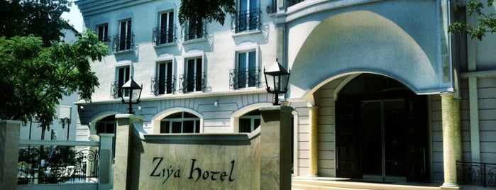 Ziya ***** is one of Podgorica... where to go.